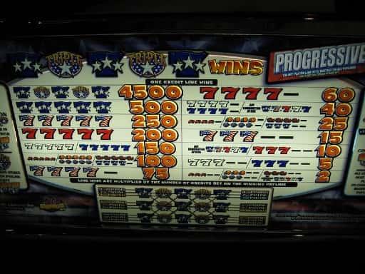 他のギャンブルと比較して合理的かつペイアウトも高い